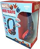 Marvel Spider-Man Kid Safe Headphones