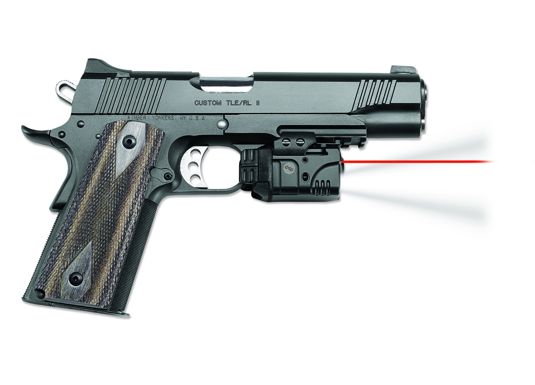 Crimson Trace CMR-205 Rail Master Pro Universal Red Laser Sight + Tactical Light by Crimson Trace (Image #5)