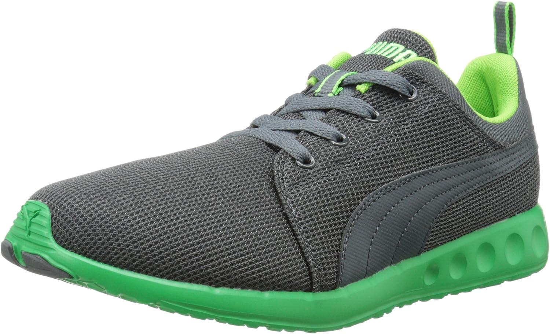 Puma Carson Zapatillas de correr para hombre, color Gris, talla ...