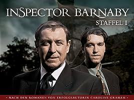 Inspector Barnaby, Staffel 1