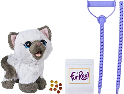 FurReal Friends Kami My Poopin Kitty Plush (Amazon Exclusive)