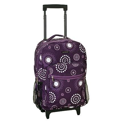 Amazon.com: Rockland, bolsa de viaje de 17 pulgadas, con ...
