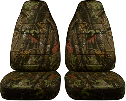 2005 2006 2007 2008 2009 2010 2011 Chevrolet 21 Colors Totally Covers Fits 2004-2012 Chevy Colorado//GMC Canyon Two-Tone Truck Seat Covers No Armrest: Black and Charcoal Front 60//40 Split Bench