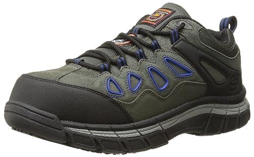 Skechers Gretna Zapato para Trabajo para Hombre: .com.mx