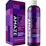 Daily Shampoo for Oily Hair and Oily Scalp Volumizing Itchy Hair Treatment for Fine Normal or Color Treated Hair Clarifying Greasy Hair Balancing Cleanser with Pure Jojoba Lemon and Moroccan Argan Oil