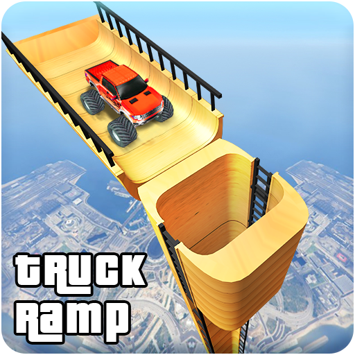 Ultimate Racing (Underwater Vertical Ramp Monster Truck Stunts Game)