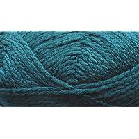 WOA Fashions Acrylic Medium Thick Chunky Hand Knitting Yarn (Turquoise Blue) (200gms)