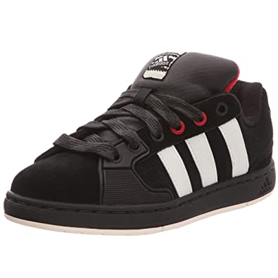 best website 1bad3 18397 ... new style adidas rabanator ii k chaussures de skateboard garçon noir  neige rouge royal 48766 38c30