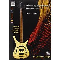 Método de Bajo Flamenco (Libro/CD) - Flamenco Bass