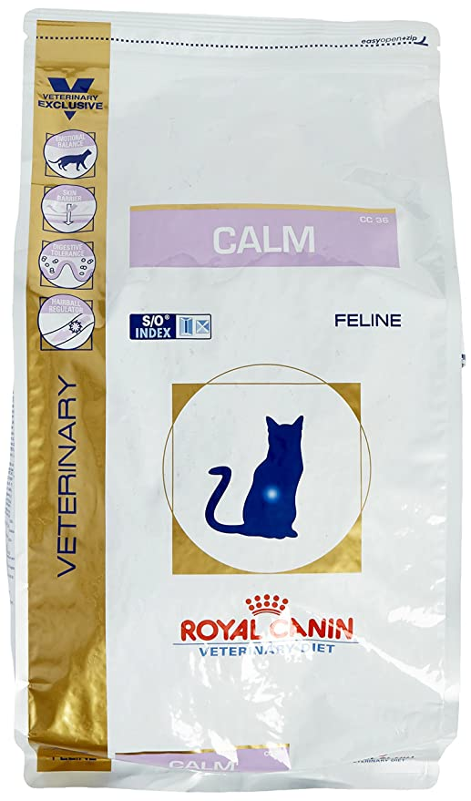 Royal Canin Veterinary Diet Feline Calm 4 Kg