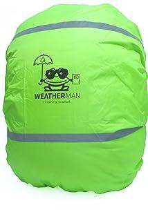 WeatherMan Funda de Mochila niños cartera I Protector De Lluvia, Impermeable I Escuela, kindergarten