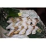 瀬戸内海産あなご白焼き50g(わさび、刺身醤油付き)冷凍