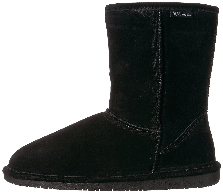 BEARPAW Women's Emma Short Snow EU|Black Boot B0795B6SV8 37 M EU|Black Snow 06d7c4
