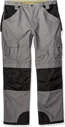 Caterpillar Trademark Pant Pantalones De Utilidades De Trabajo Para Hombre Amazon Es Ropa Y Accesorios