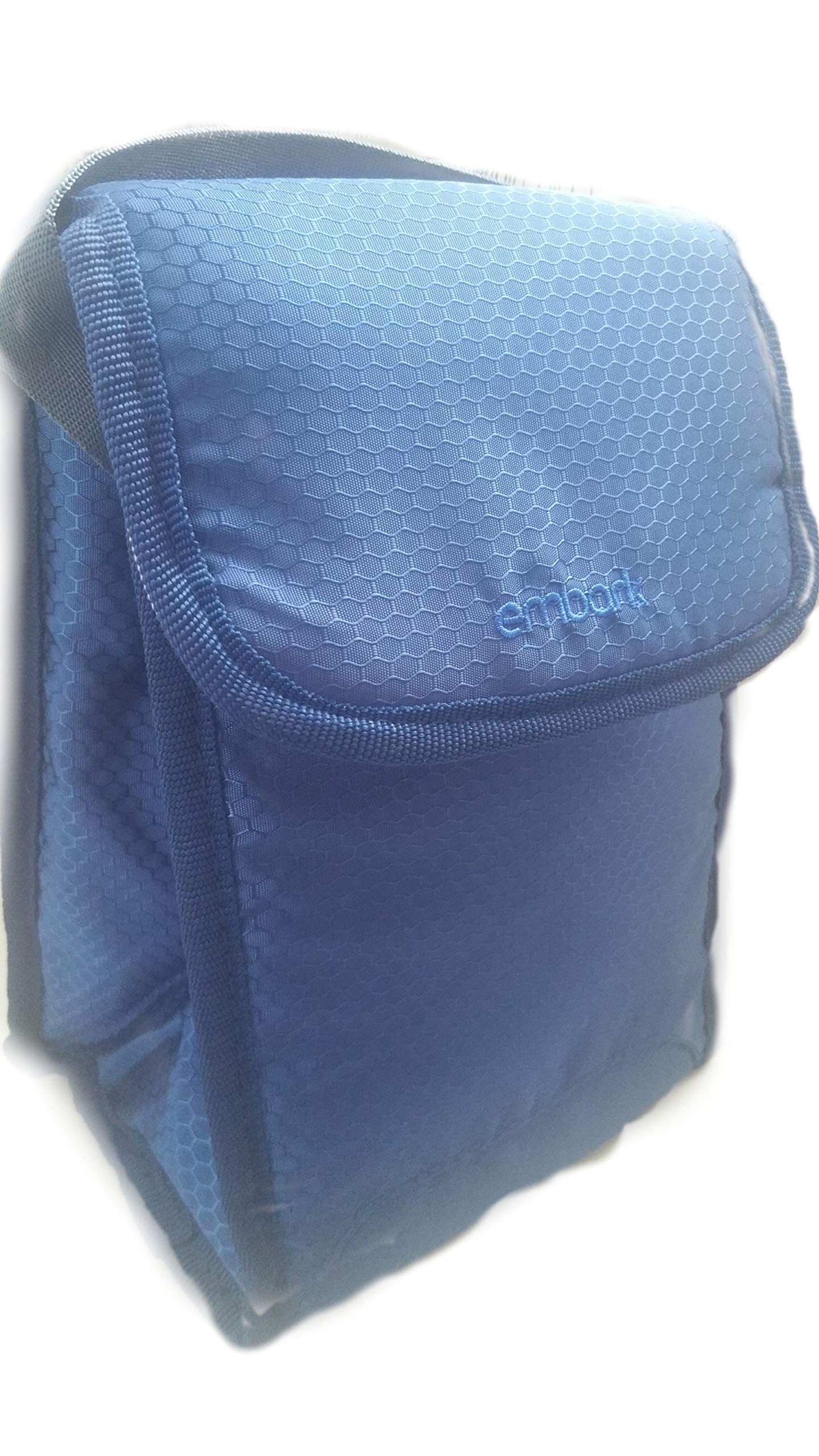 Embark Insulated Lunch Bag (Blue)