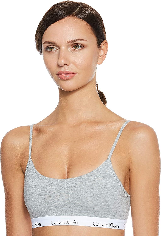 Calvin Klein Bralette Corsé para Mujer