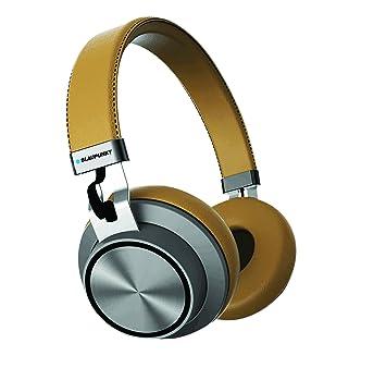 Blaupunkt BLP4300 Auriculares Bluetooth Inalambricos de Diadema, 14 Horas de Autonomía: Amazon.es: Electrónica