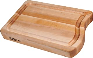 product image for John Boos Patriot Maple Wood Edge Grain Reversible Cutting Board, 30 Inches x 23 Inches x 2.25 Inches