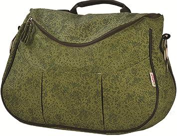 Minene Layla Changing Bag (Green)  Amazon.co.uk  Baby c5fb2dbcbf9a2