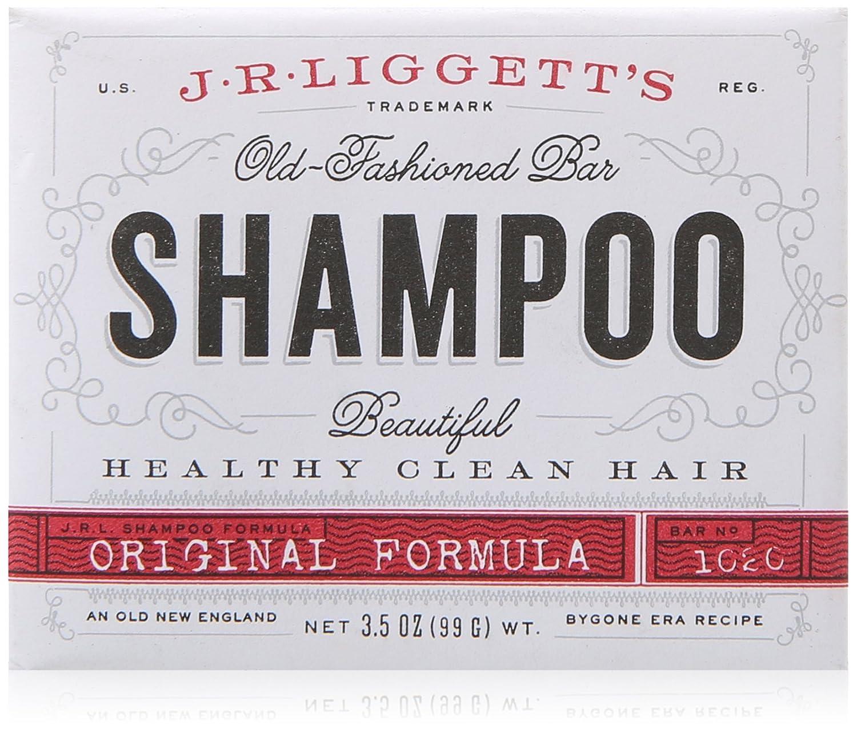 J.R. Liggett Bar Shampoo, Original Formula 1020