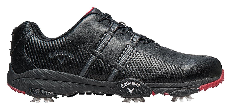 2016 Callaway Chev MulliganマイクロファイバーUpperメンズゴルフ用shoes-waterproof 10.5 UK/ EUR 45 / US 11.5 ブラック B01BMGEP5Q