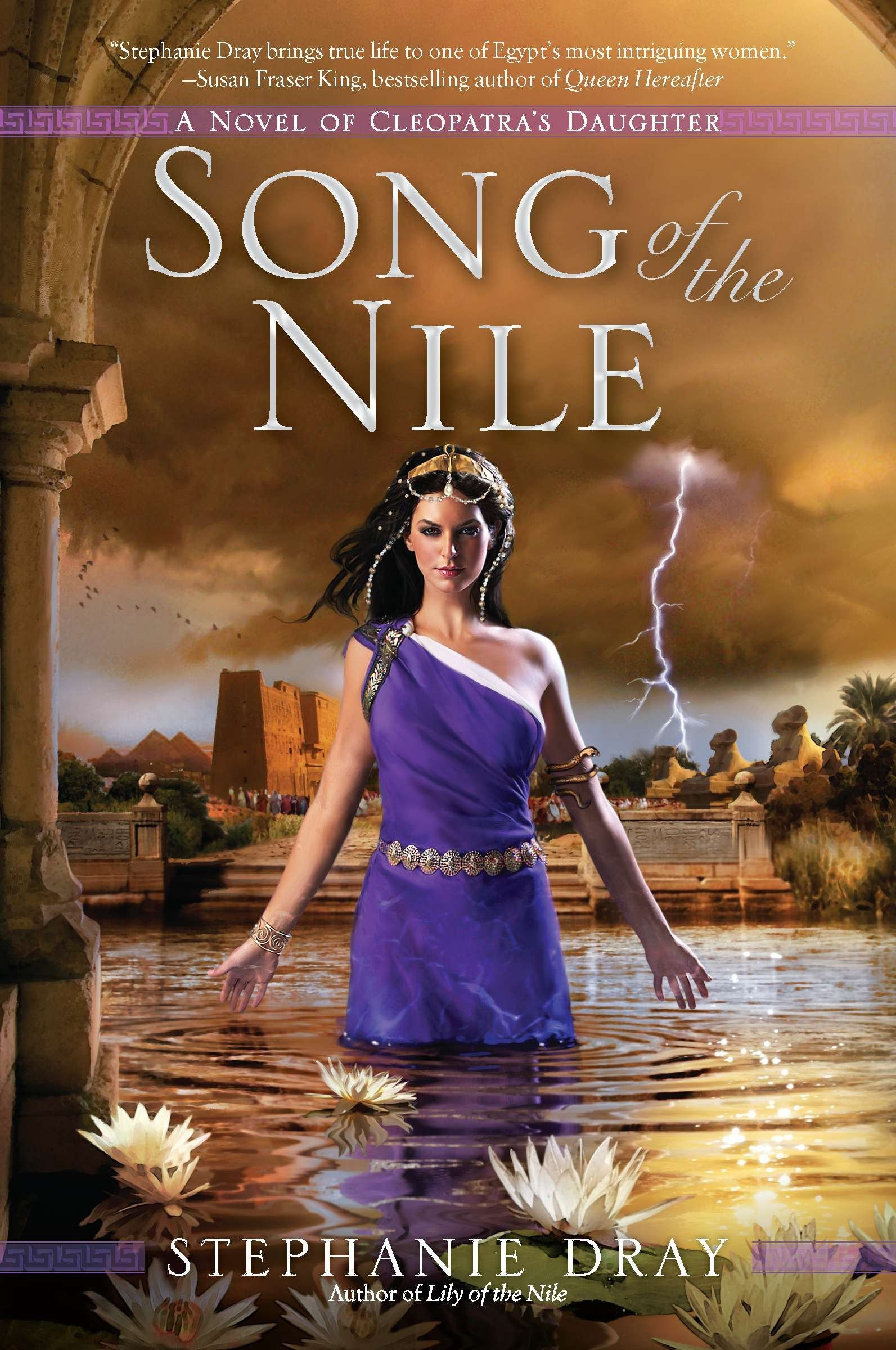 Read Online Song of the Nile (Cleopatra's Daughter Trilogy) PDF