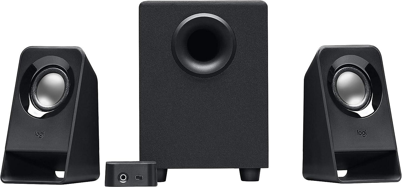 Logitech Z213 Multimedia-Cheapest 2.1 Speakers for PC