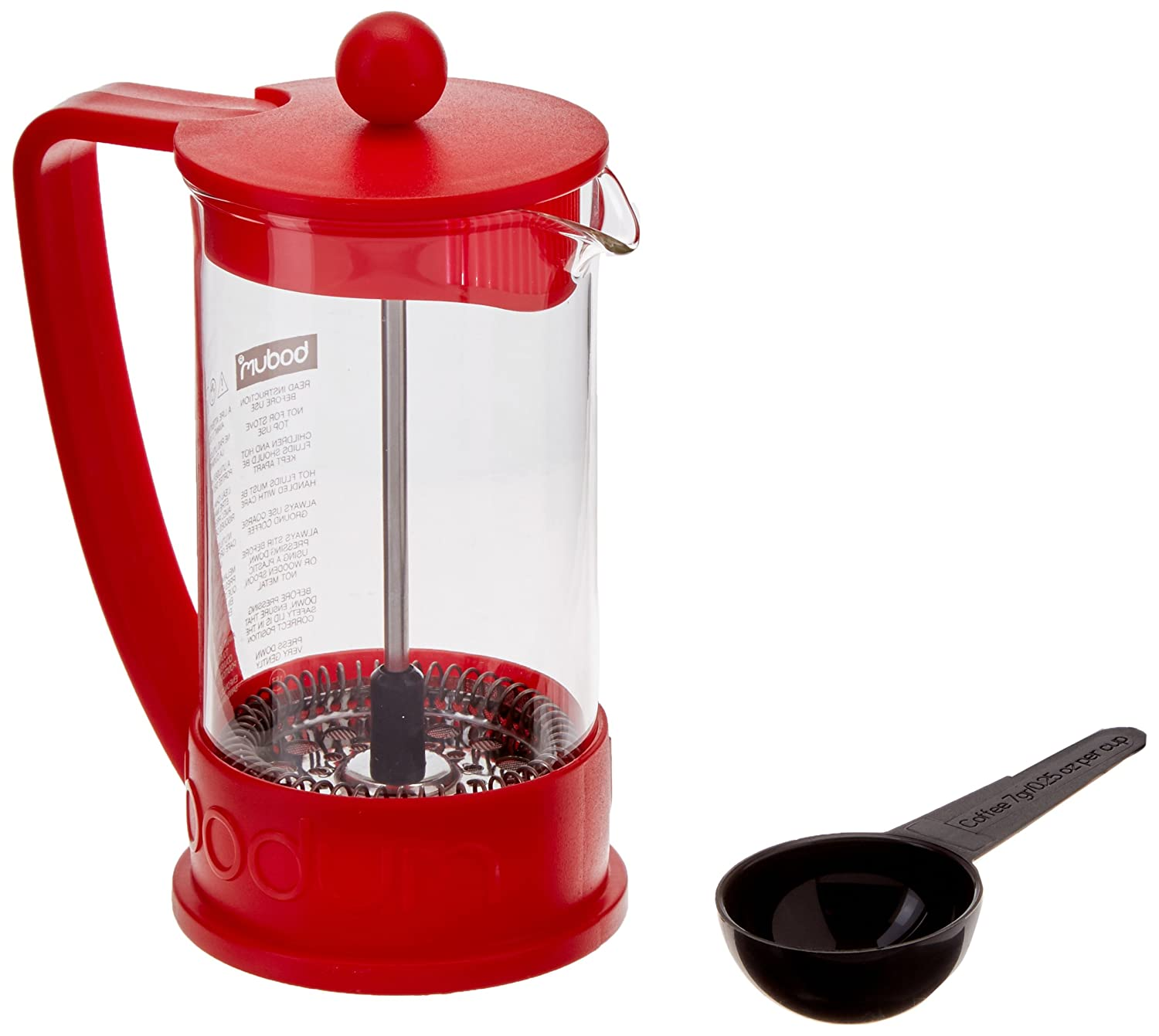 Bed bath beyond french press - Amazon Com Bodum Brazil 3 Cup French Press Coffee Maker 12oz Colors Vary Kitchen Dining