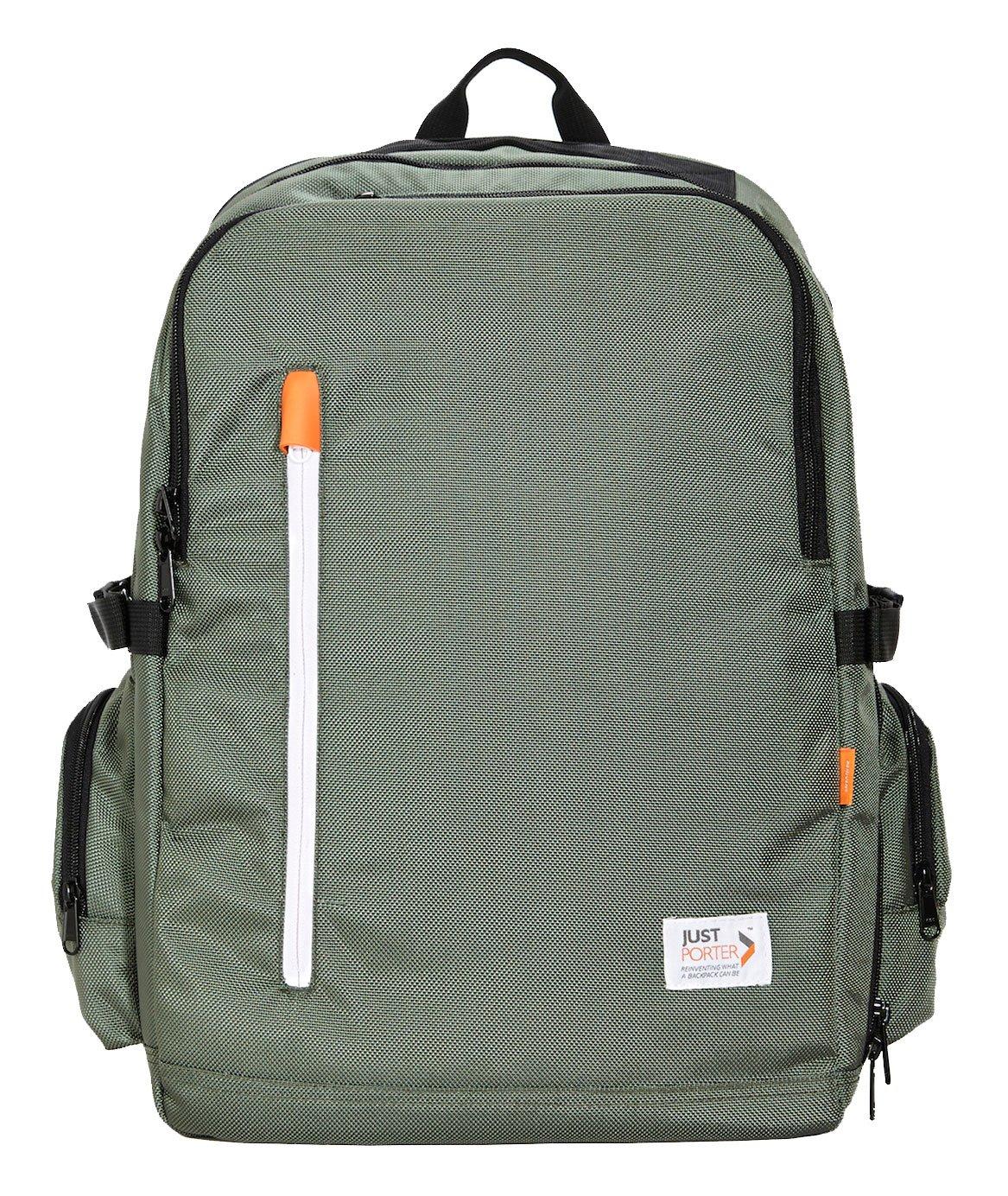 Just Porter Hazen Professional Backpack - Sage Green | 16'' Laptop
