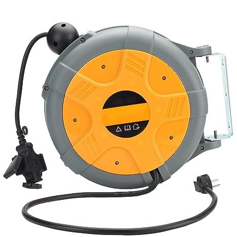 Rebobinado automático eléctrico Valianto LS-150 10 Meter Cable Reel