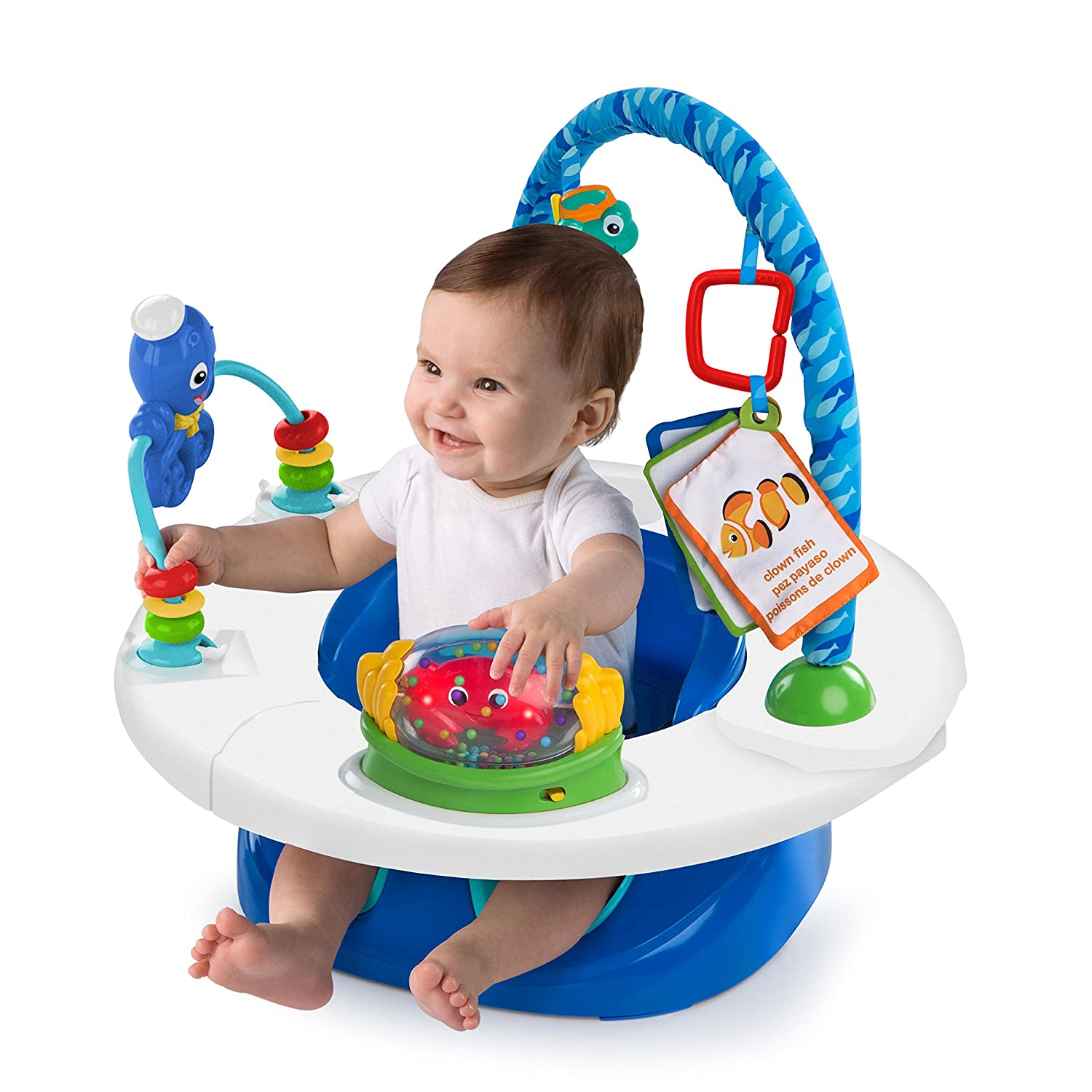 Amazon Baby Einstein 3 in 1 Snack & Discover Seat Baby