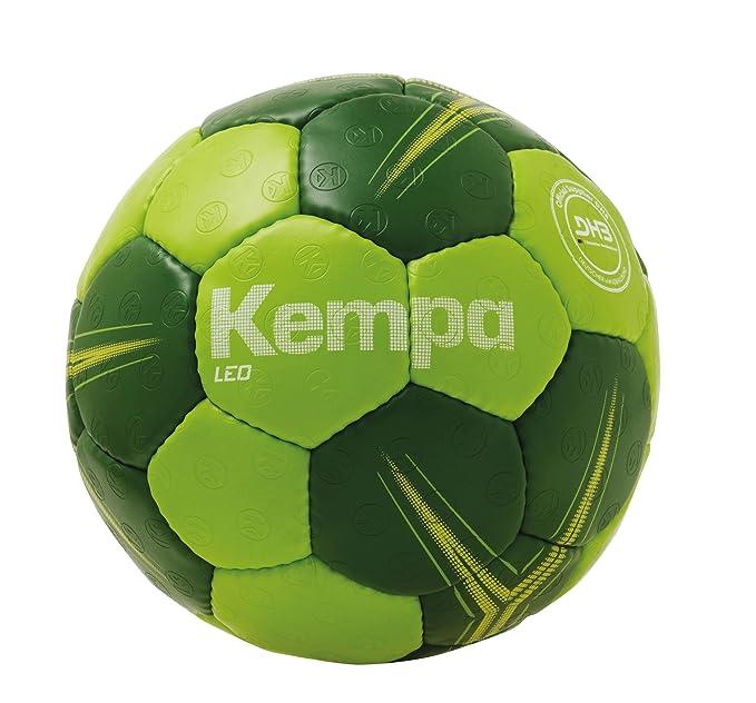 Kempa Leo Balón de Juego, Unisex Adulto: Amazon.es: Deportes y ...