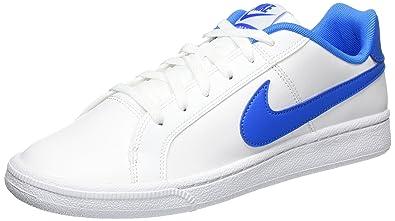 best sneakers 73c8e b0535 Nike Court Royale GS, Chaussures de Tennis Les Enfants et Les Adolescents,  Blanc Cassé