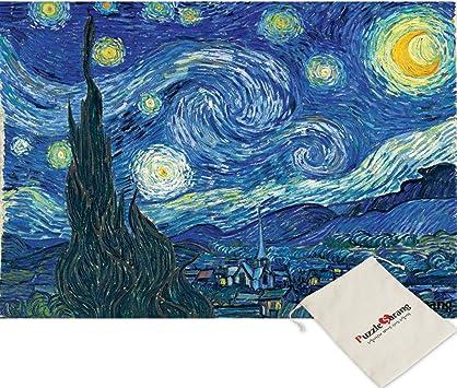 Puzzle Korea La Noche Estrellada - Vincent Van Gogh - 1000 ...