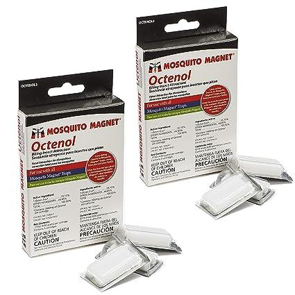 Mosquito Magnet OctenolSR 2-Pack Octenol 6 Attractants, White