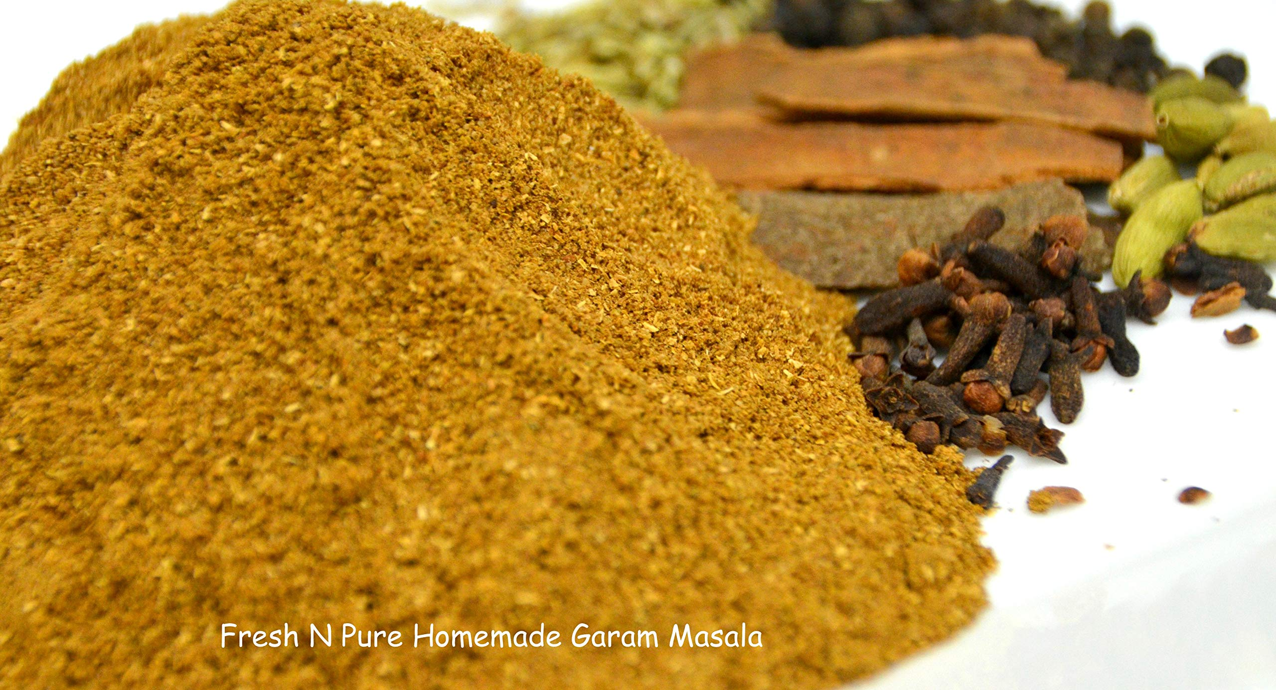 HOMEMADE GARAM MASALA- A Blend of Indian Spices, Aromatic Grounded Spices,Pure N Fresh (16)