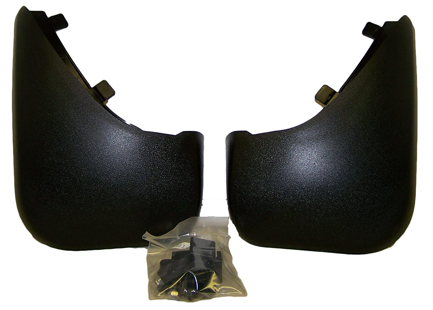 Ford Fusion Rear Mudflap Set from 2002 Onwards Ford Motor Company 1572963