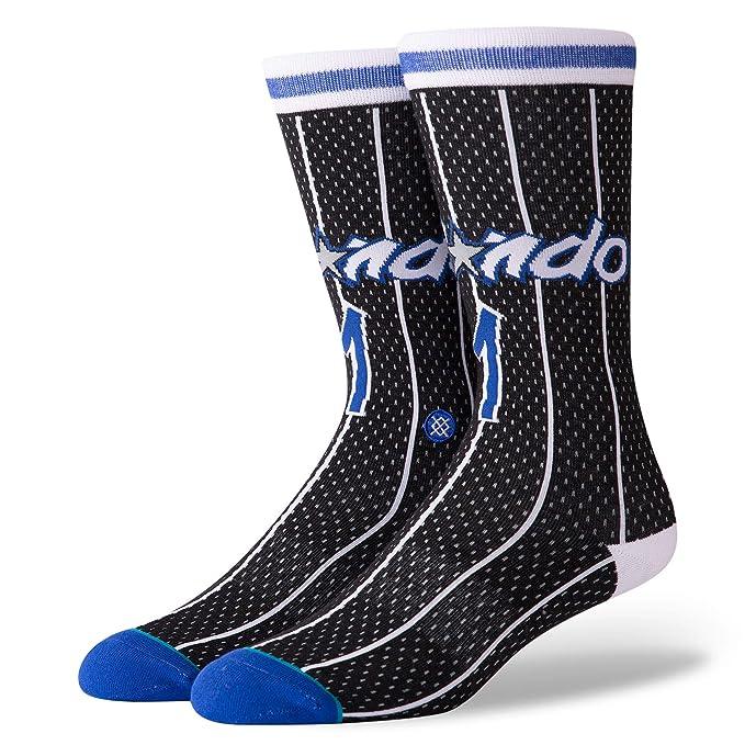Stance Calcetines NBA Orlando Magic 95 HWC The Uncommon Thread Negro/Azul/Blanco: Amazon.es: Deportes y aire libre