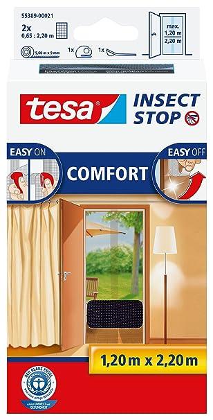 Affordable Tesa Insect Stop Comfort Fr Tren Tr Mit Klettband Fliegen Netz  Ohne With Fur Turen Mit