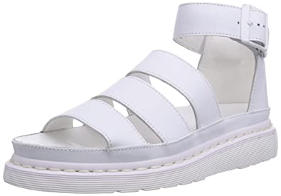 553d755f2b4 Dr. Martens Women s Clarissa Chunky Strap Casual Sandals