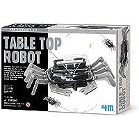 4M - Table Top Robot/ Yengeç Robot (3357)
