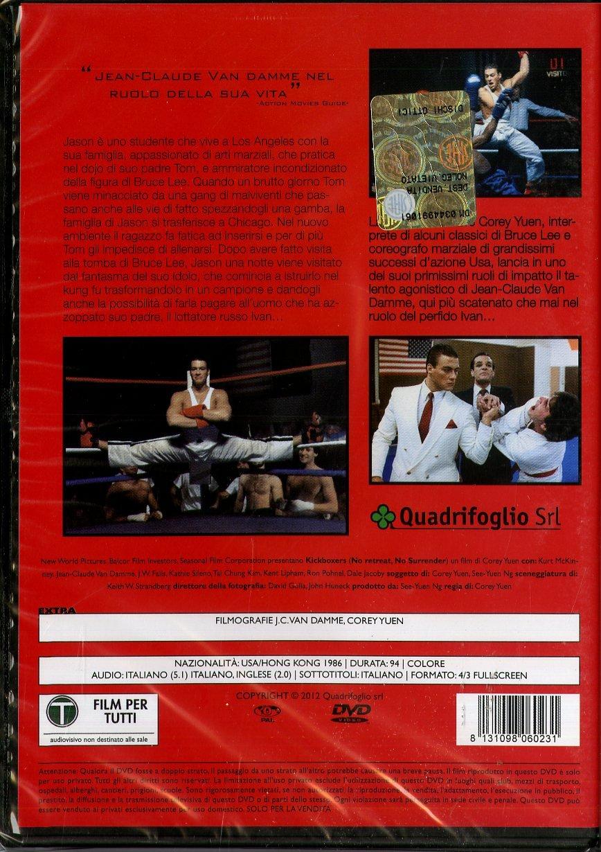 Kickboxers - Vendetta Personale [Italia] [DVD]: Amazon.es ...