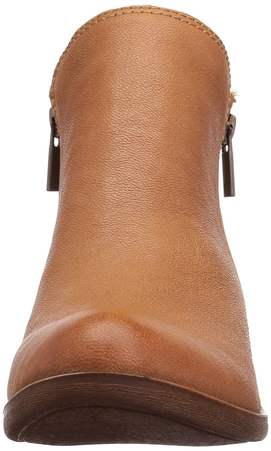 Lucky Brand Womens Basel Ankle Bootie