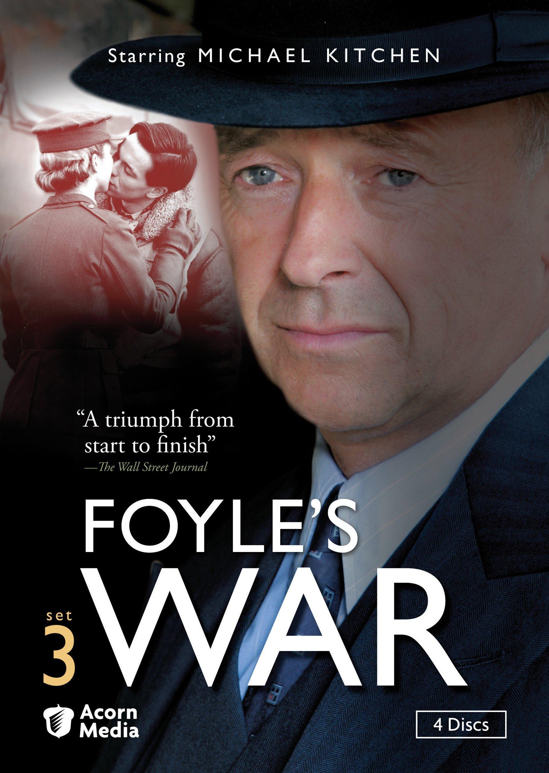 DVD : Foyle's War: Set 3 (Boxed Set, 4PC)