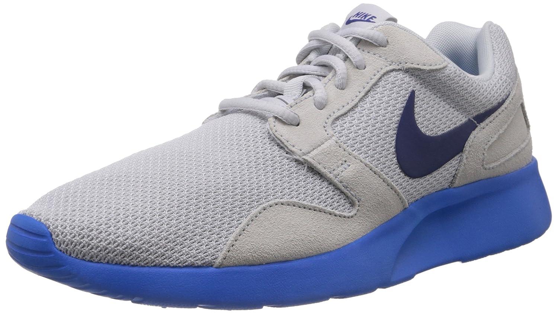 Nike 654473 001 Kaishirun Herren Laufschuhe, Mehrfarbig  41 EU|Mehrfarbig (Pure Platinum/Dp Ryl Bl-pht Bl)