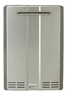 Rinnai RU98EP Condensing Tankless Propane Water Heater, 9.8 GPM
