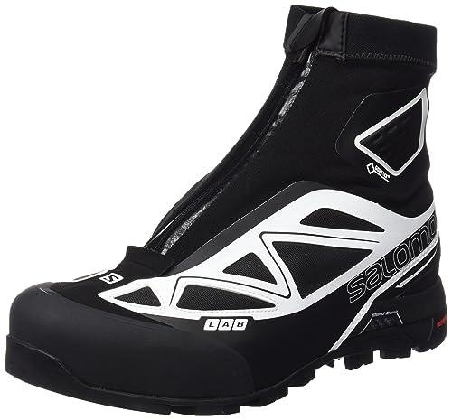 1d55ea0375b0 Amazon.com  Salomon S-Lab X Alp Carbon GTX Boot - Men s Boots 9 Black Black  White  Sports   Outdoors
