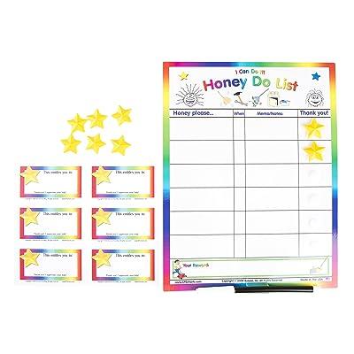 Kenson Kids KPSHD4000 Honey Do List Kit: Toys & Games
