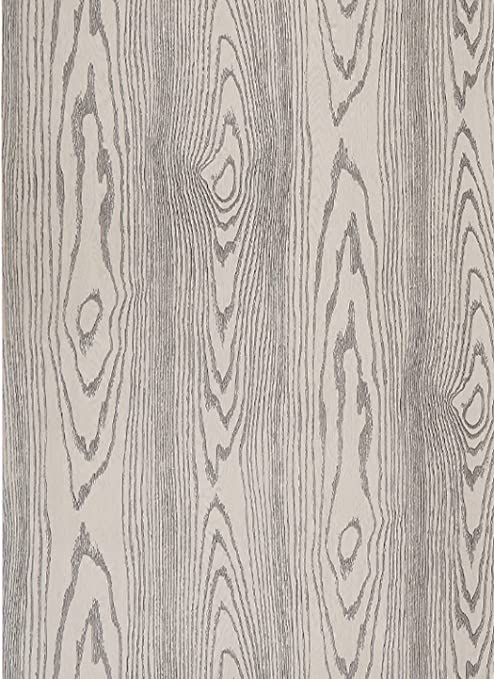 Grano de madera de roble de vinilo autoadhesivo Papel de contacto ...