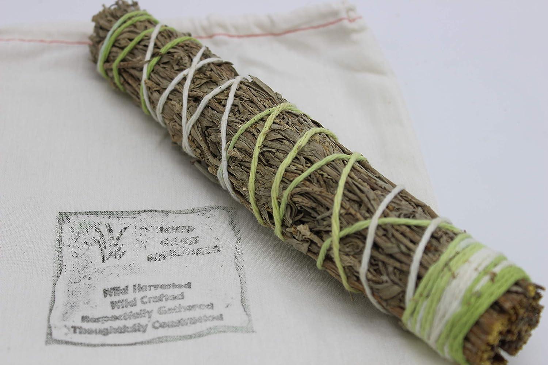 Native Scents パープルマジェスティー セージ 杉 フレンチラベンダー 9インチ スマッジスティック B001B829HM